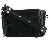 Beaty shoulder bag - women - Lammleder