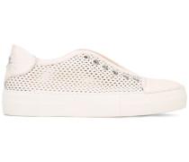 Rocco P. Sneakers mit Lochmuster