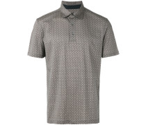 Poloshirt mit Muster - men - Baumwolle - 48