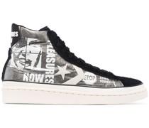 'Pleasure Pro' High-Top-Sneakers