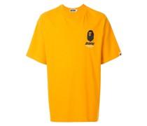A BATHING APE® T-Shirt mit grafischem Print