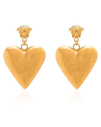 'Tribute' Ohrringe mit Herzen
