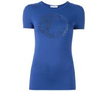 'Medusa' T-Shirt mit Nieten