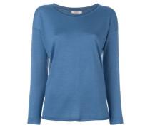 Sweater mit rundem Ausschnitt
