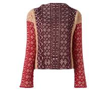 Pullover mit Jacquardmusterung