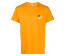 T-Shirt mit aufgesticktem Anagram