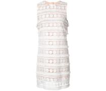 Kleid mit Lochstickerei - women - Polyester - 10