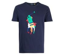 T-Shirt mit Polo Pony-Logo