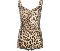Body mit Leopardenmuster