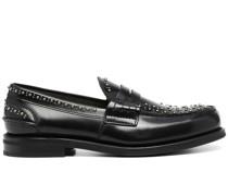 Pembrey studded loafers