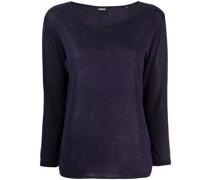 Pullover mit rundem Pullover