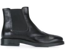 Chelsea-Boots aus Leder
