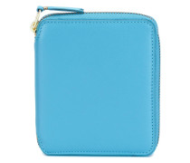 'Colour Plain' Portemonnaie mit Reißverschluss