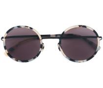 'Meja' Sonnenbrille - unisex - Acetat/stainless