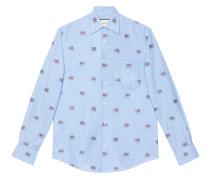 'Elephants fil coupé Duke' Hemd - men