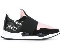 contrast sneakers - women