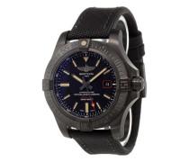 'Avenger Blackbird' analog watch