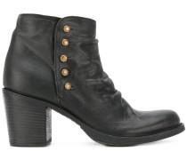 'Lolly Laverne' Stiefel - women - Leder/rubber
