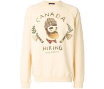 'Canada Hiking' Sweatshirt