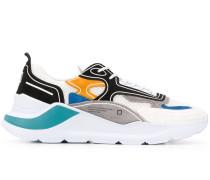 D.A.T.E. Sneakers in Colour-Block-Optik