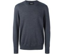 Pullover mit seitlichem Reißverschluss