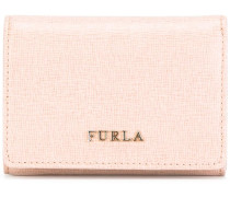 'Mini Saffiano' wallet