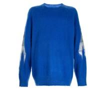 Ghost Intarsien-Pullover