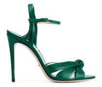 Sandalen mit Knotendetail