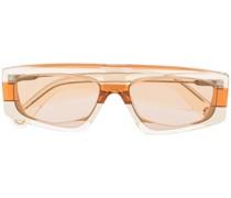 Geometrische Yauco Sonnenbrille