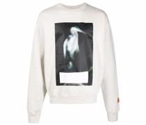 Blurry Heron Sweatshirt