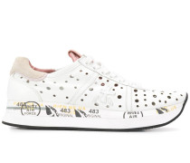 Perforierte 'Conny' Sneakers