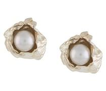 Ohrstecker mit Perlen