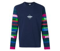 'Nasa' Langarmshirt - men - Baumwolle - XL
