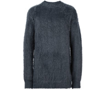 - Flauschiger Pullover - men - Polyamid - S