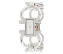 Armbanduhr mit Gancini-Design