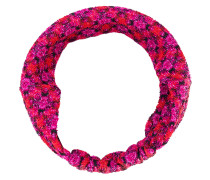 knitted patterned headband