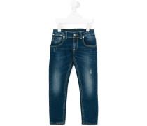 Jeans in Distressed-Optik - kids