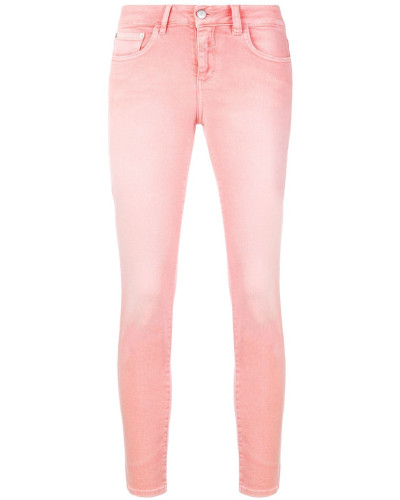 Skinny-Jeans im Cropped-Look