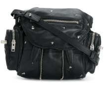 rose studded mini Marti backpack