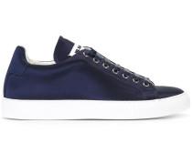 - Sneakers mit Schnürung - women - Leder/Satin