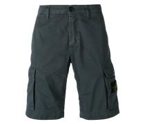 Shorts mit Logo-Patch - men - Baumwolle - 33