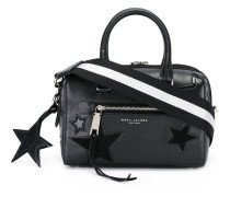 small 'Star Patchwork' bauletto tote
