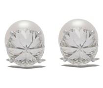'Rebellion' Ohrringe mit Diamanten