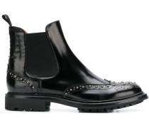 'Aura' Chelsea-Boots mit Nieten