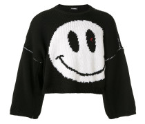 Pullover mit Smiley