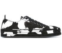 Sneakers mit Vogel-Print