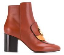 heeled C-logo boots