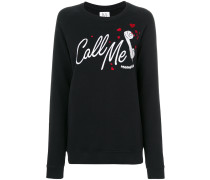 'Call Me' Sweatshirt