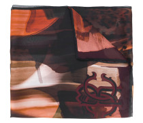 bleached logo scarf