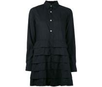 Hemd im Lagen-Look - women - Polyester - M